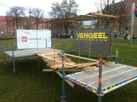 Durfbouwveld 2014 - ®Luc Vanhout