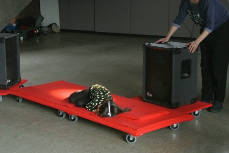 Sound Bed 2014 - ®Vera Tussing