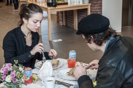 Ontbijt 2014 - ® Sacha Jennis